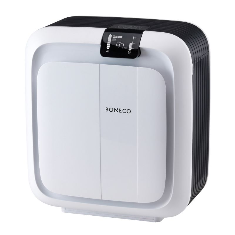 Boneco H680 Hybrid Humidifier & Hepa Air Purifier, White thumbnail
